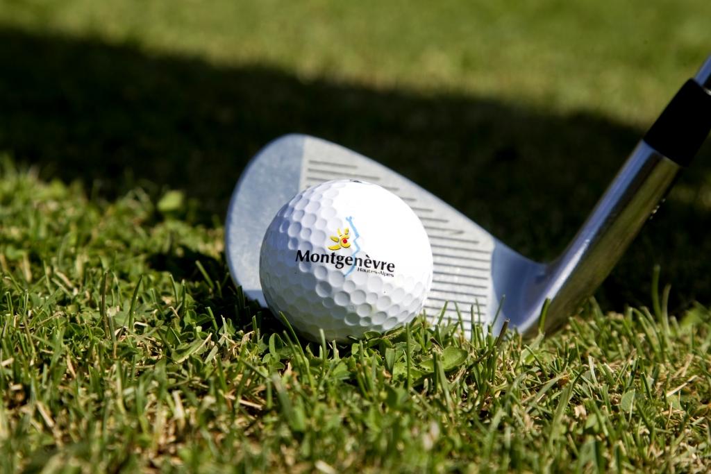 Balle de Montgenèvre © Golf International de Montgenèvre