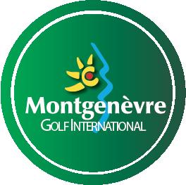 Logo Golf International de Montgenèvre