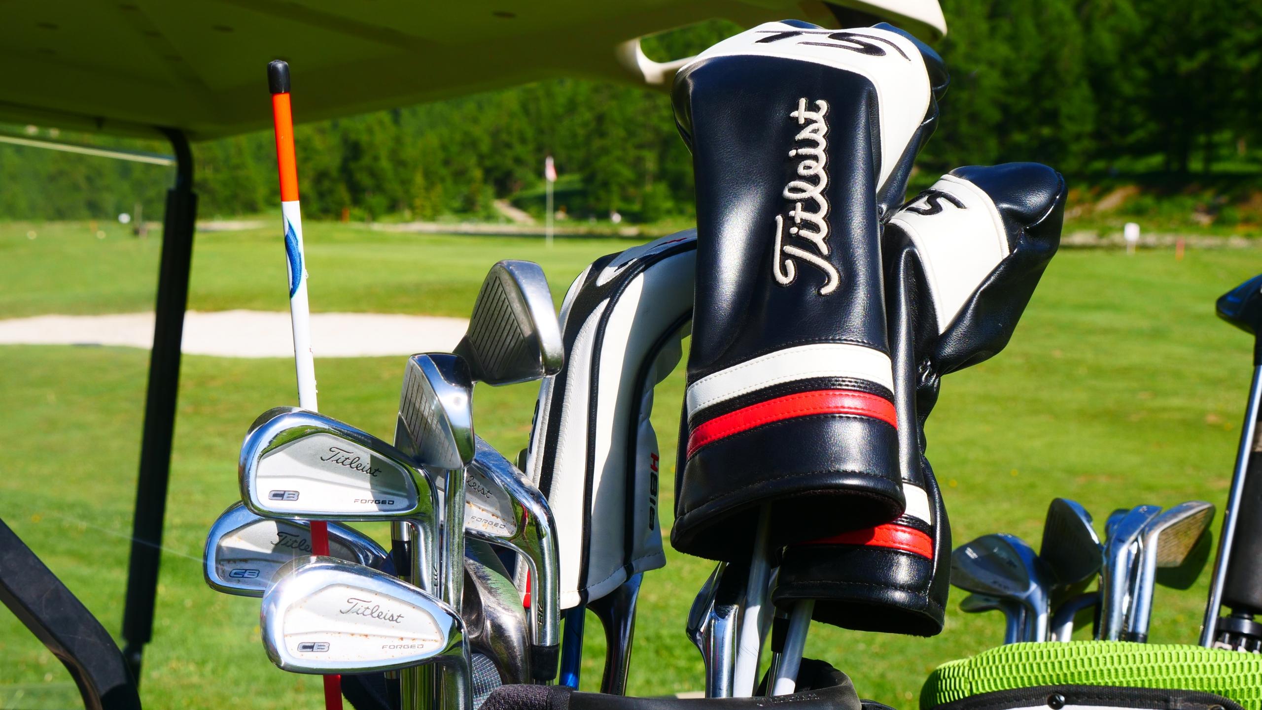 Location et vente de matériels © Golf International de Montgenèvre