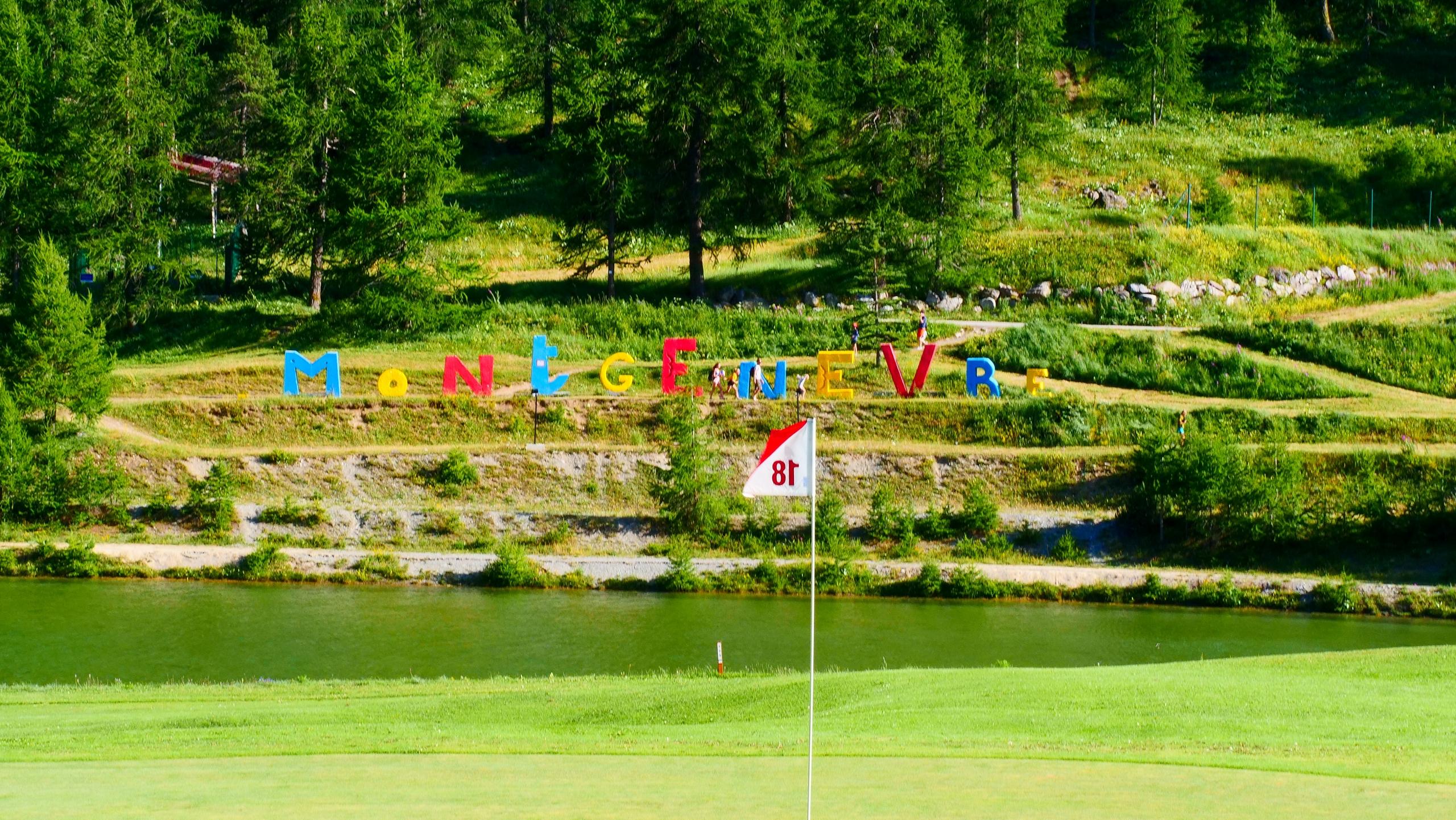 © Golf International de Montgenèvre